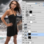 Workshop Photoshop Lagen, Maskers en Aanpassingslagen